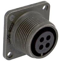 Amphenol Industrial MS3102R14S-2S