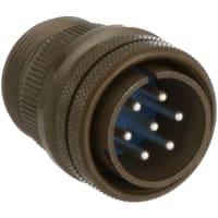 Amphenol Industrial MS3106A20-15P