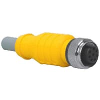 Turck Rsf 44 0 5m Npt Receptacle A 4 Pin 14 Awg