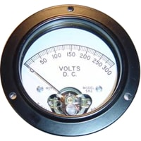 Hoyt Electrical Instrument Works 584MM, 0-5AAC