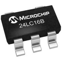 Microchip Technology Inc. 24LC16BT-E/OT
