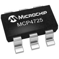 Microchip Technology Inc. MCP4725A0T-E/CH