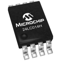 Microchip Technology Inc. 24LC014HT-E/MS