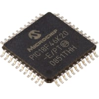 Microchip Technology Inc. PIC18F46K20-E/PT