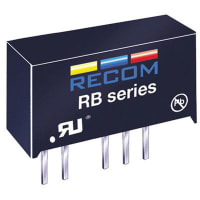 RECOM Power, Inc. RB-2412D/P