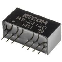 RECOM Power, Inc. RS-2412D