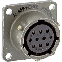 Amphenol Industrial PT02A-12-10S