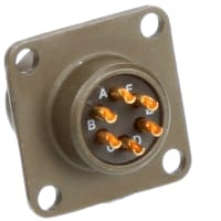 Amphenol Industrial PT02E-10-6P
