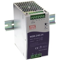 Mean Well USA WDR-240-24