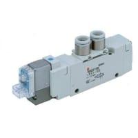 SMC Corporation VQZ1121-5L1-N3