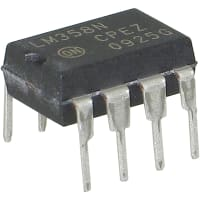 ON Semiconductor LM358NG