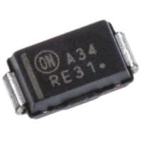 ON Semiconductor MBRA340T3G