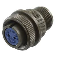 Amphenol Industrial 97-3106A-28-6P