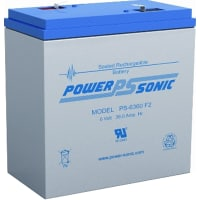Power-Sonic PS-6360F2