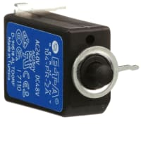 E-T-A Circuit Protection and Control 104-PR-2A
