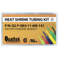 Qualtek Electronics Corp. Q2-F-QK4-11-6IN-141
