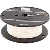 Alpha Wire 5855/7 WH001