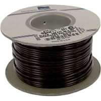 Alpha Wire F1051/16 BK005