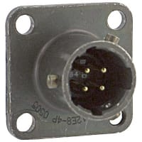 Amphenol Industrial MS3112E8-4P