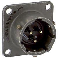 Amphenol Industrial MS3112E12-3P