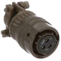 Amphenol Industrial MS3116F12-3S