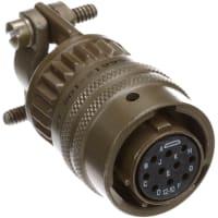 Amphenol Industrial MS3116F12-10S