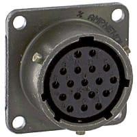 Amphenol Industrial PT02E-14-18S