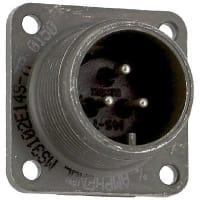Amphenol Industrial MS3102E14S-7P