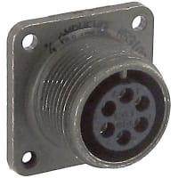 Amphenol Industrial MS3102E14S-6S