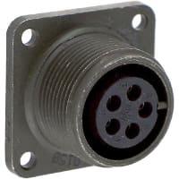 Amphenol Industrial MS3102R14S-5S