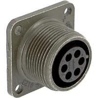 Amphenol Industrial MS3102R14S-6S