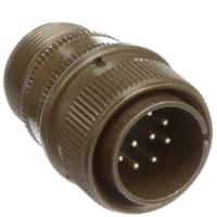Amphenol Industrial MS3106A18-1P