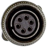 Amphenol Industrial MS3106R14S-6S