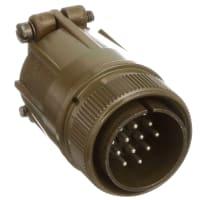 Amphenol Industrial MS3106F20-27P