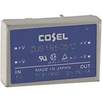 Cosel U.S.A. Inc. ZUS1R50512