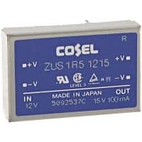 Cosel U.S.A. Inc. ZUS1R51215