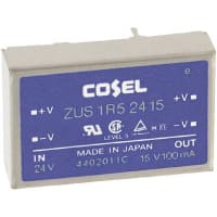 Cosel U.S.A. Inc. ZUS1R52415