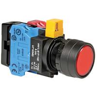 IDEC Corporation HW1L-M1F10QD-R-24V