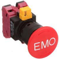 IDEC Corporation HW1B-V4F02-R-EMO-2