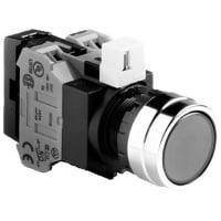 IDEC Corporation HW4L-A1F10QD-R-120V