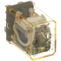 IDEC Corporation RH2B-ULAC110-120V