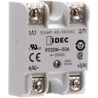 IDEC Corporation RSSDN-50A