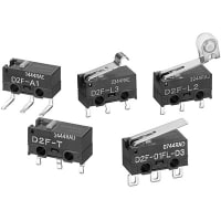 Omron Electronic Components D2F-FL