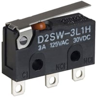 Omron Electronic Components D2SW-3L3MS