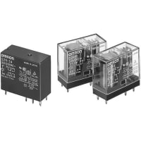 Omron Electronic Components G2R1EDC12BYOMI