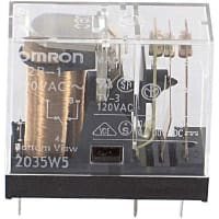 Omron Electronic Components G2R1AC120BYOMI