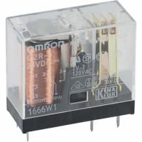 Omron Electronic Components G2R1DC24BYOMI