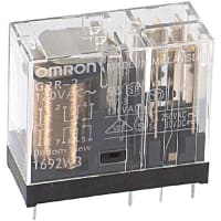 Omron Electronic Components G2R2AC120BYOMI
