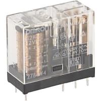 Omron Electronic Components G2R2DC12BYOMI