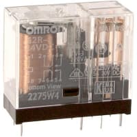 Omron Electronic Components G2R2DC24BYOMI